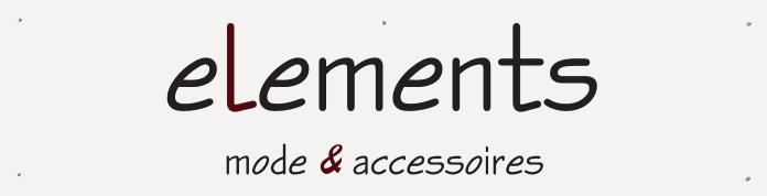 elements – mode & accessoires